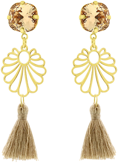 JEWELLERY BY SOPHIE OORBELLEN IBIZA EARRINGS - large