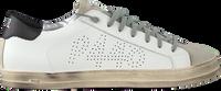 Witte P448 Lage sneakers JOHN MEN  - medium