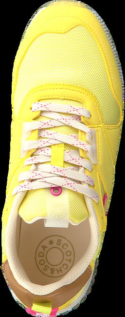 Gele SCOTCH & SODA Lage sneakers VIVI  - large
