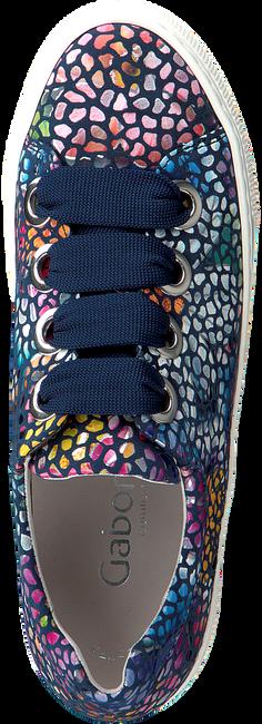 Blauwe GABOR Sneakers 464 - large