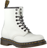 Witte DR MARTENS Veterboots 1460 W - small