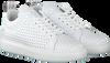 Witte NUBIKK Sneakers ROX PERFO  - small