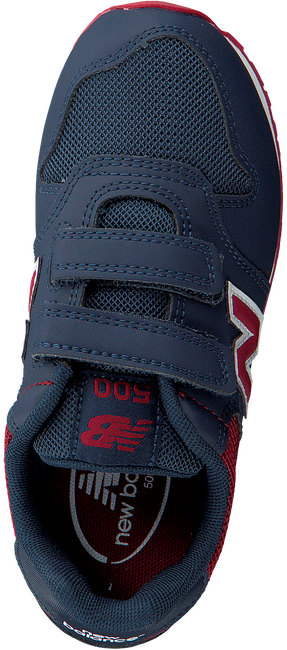 Blauwe NEW BALANCE Sneakers KV500 KIDS  - large