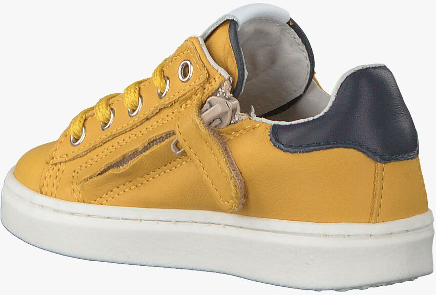 Gele PINOCCHIO Sneakers P1833 - larger