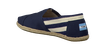 Blauwe TOMS Instappers CLASSIC HEREN  - small