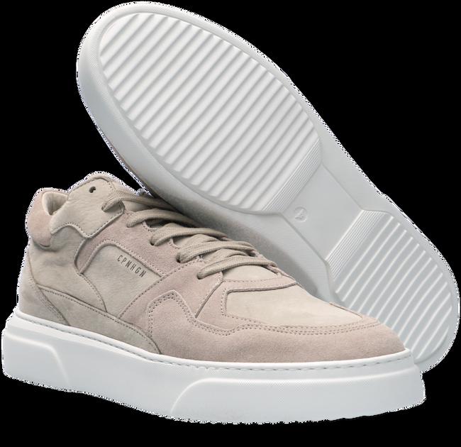 Beige COPENHAGEN STUDIOS Hoge sneaker CPH111M  - large