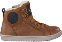 Cognac OMODA Sneakers OM119717  - medium