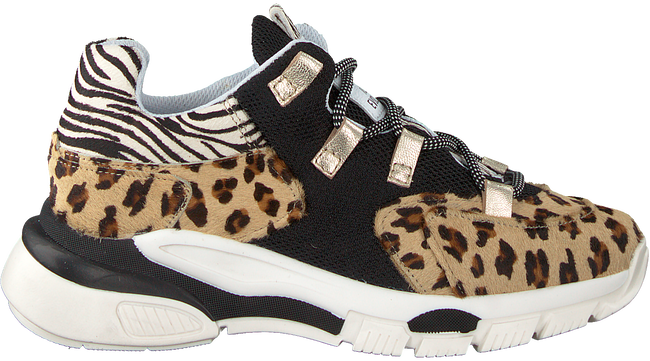 Zwarte TORAL Sneakers 11101  - large