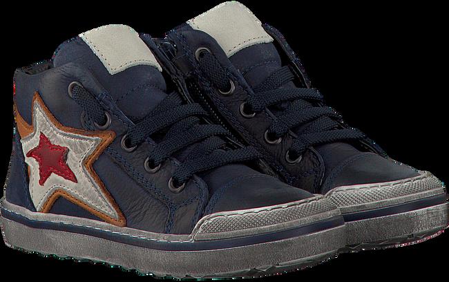Blauwe OMODA Sneakers 928B  - large