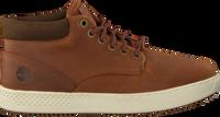 Cognac TIMBERLAND Sneakers CITYROAM CUPSOLE CHUKKA - medium
