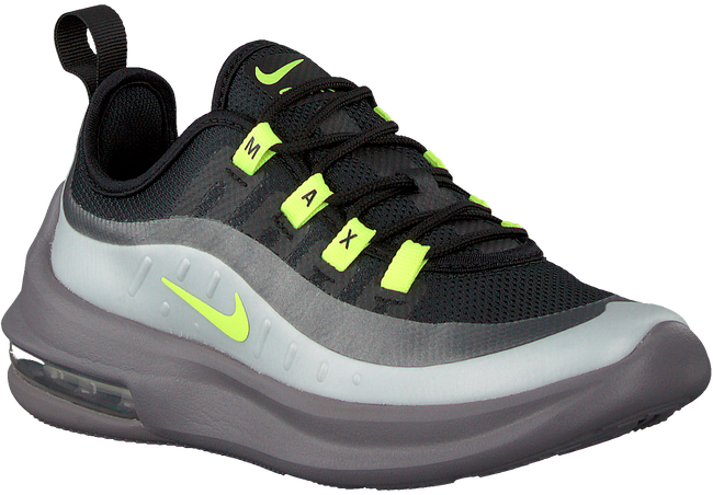 Grijze NIKE Lage sneakers AIR MAX AXIS (PS)  - large