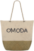 Beige OMODA Shopper 9216AP - small