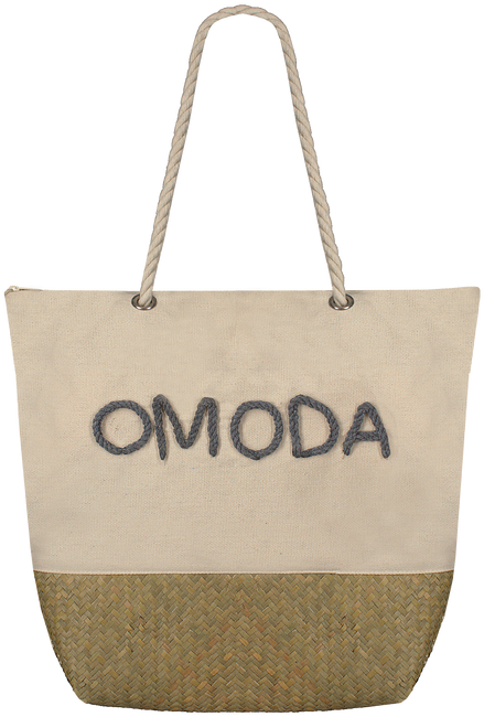 Beige OMODA Shopper 9216AP - large