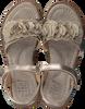 Beige CLIC! Sandalen 8791/SER  - small