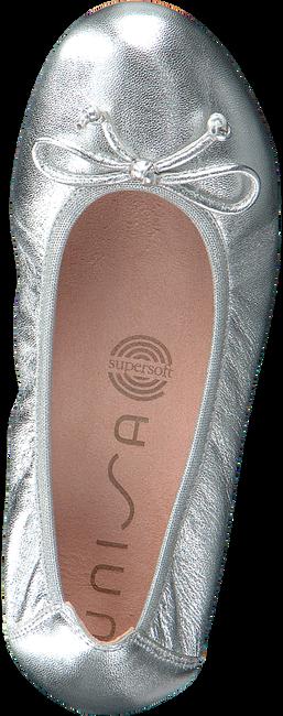 Zilveren UNISA Ballerina's CASIA  - large