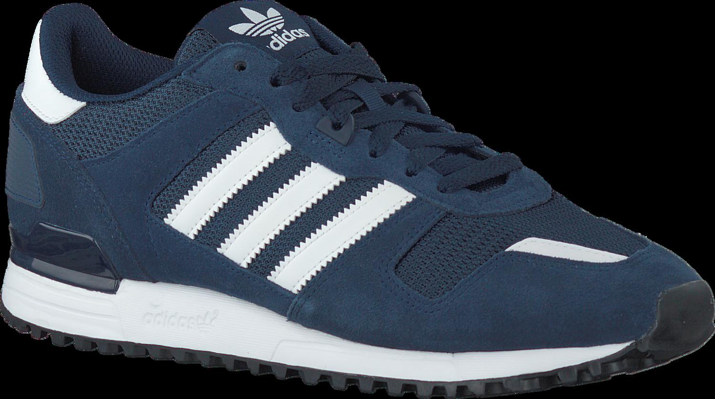 adidas zx 700 heren blauw