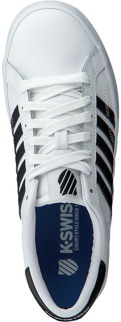 Witte K-SWISS Sneakers BELMONT SO - large