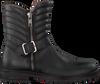 Zwarte RED RAG Lange laarzen 15568  - small