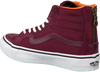 Rode VANS Sneakers SK8-HI SLIM ZIP  - small