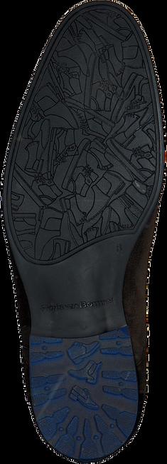 Bruine FLORIS VAN BOMMEL Veterschoenen 10947 - large