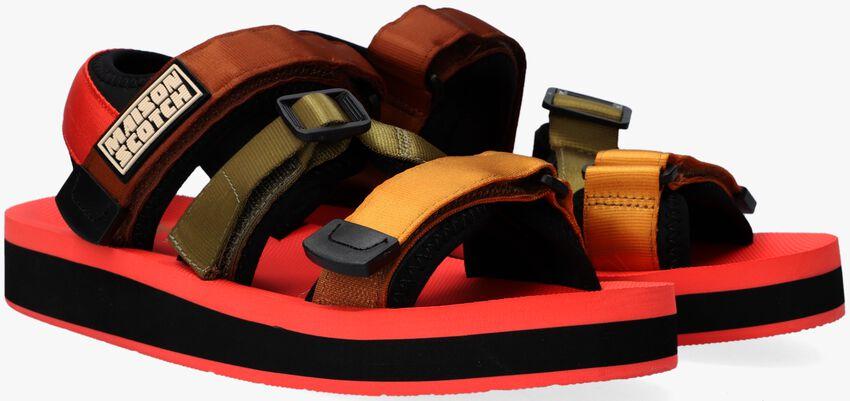 Multi SCOTCH & SODA Slippers LYDIA  - larger