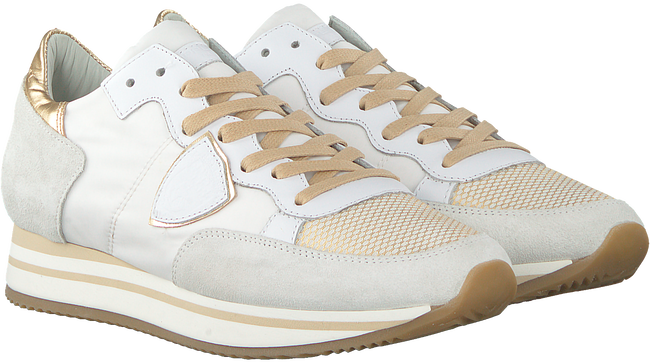 Witte PHILIPPE MODEL Sneakers TROPEZ HIGHER  - large
