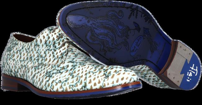 Beige FLORIS VAN BOMMEL Nette schoenen 18089  - large