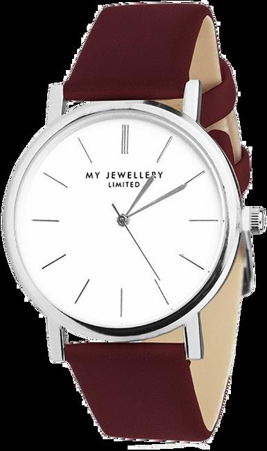 Rode MY JEWELLERY Horloge MY JEWELLERY LIMITED WATCH - large