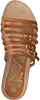 Bruine FRED DE LA BRETONIERE Slippers 170010139 FRS0385  - small