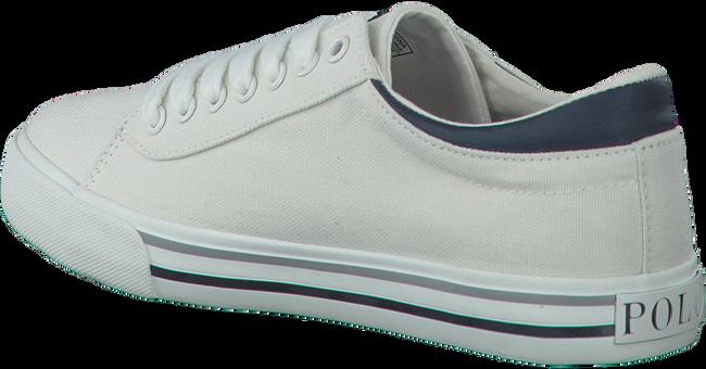 Witte POLO RALPH LAUREN Sneakers HARRISON  - large