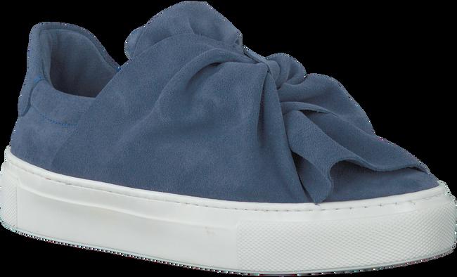 Blauwe BRONX Slip-on sneakers  65913  - large
