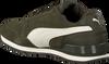 Groene PUMA Sneakers ST RUNNER V2 SD JR - small