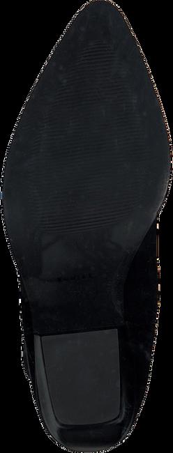 Zwarte NUBIKK Enkellaarsjes ROMEE ROSE  - large