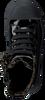 Zwarte SHOESME Veterboots SH9W019  - small