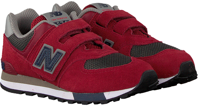 Rode NEW BALANCE Sneakers YV574 M  - large