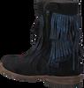 blauwe CLIC! Lange laarzen CL9072  - small