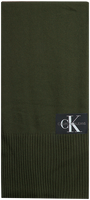 Groene CALVIN KLEIN Sjaal J BASIC MEN KNITTED SCARF  - medium