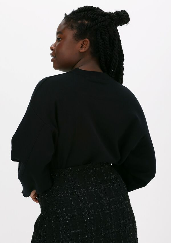 Zwarte GESTUZ Trui TALLIGZ PULLOVER  - larger