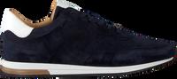 Blauwe MAZZELTOV Lage sneakers 20-9928  - medium