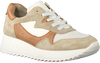Beige PAUL GREEN Lage sneakers 4949  - small