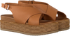 Cognac NOTRE-V Sandalen 431014  - small