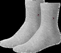 Grijze TOMMY HILFIGER Sokken TH CHILDREN SOCK TH BASIC 2P - medium