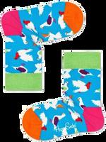 Blauwe HAPPY SOCKS Sokken KIDS PIGEON SOCK  - medium