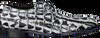 Zwarte FLORIS VAN BOMMEL Nette schoenen 18204  - small