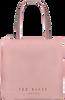 Roze TED BAKER Handtas CLEOCON  - small