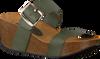 Groene RED RAG Slippers 78054 - small