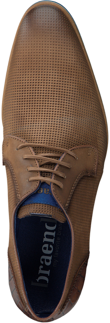Cognac BRAEND Nette schoenen 15113  - large
