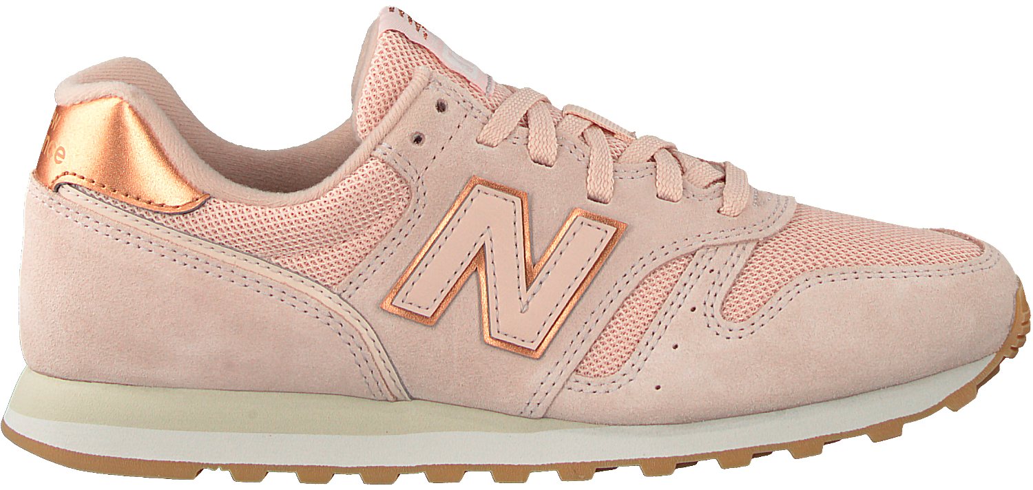 Roze NEW BALANCE Lage sneakers WL373 DAMES | Omoda