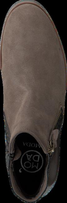 Taupe OMODA Enkellaarsjes 54A-002  - large