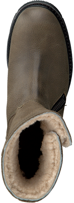 Taupe VIA VAI Biker boots 4932119  - large